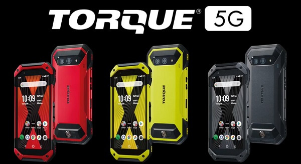 TORQUE 5G KYG01