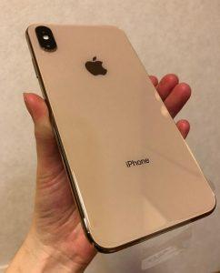 iPhone XS Maxカラー画像