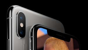 iPhoneXSカメラ画像