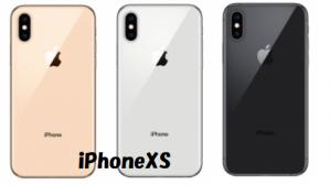 iPhoneXSカラー