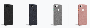 Google Pixel 3・3 XL純正ケースカラー