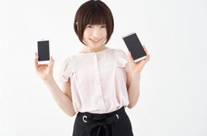 ドコモ AndroidからiPhone