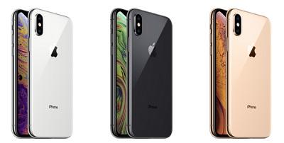 iPhone XS iPhoneXS MAX ゴールド シルバー スペースグレイ
