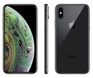 iphone XS スペースグレイ