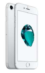 iphone7 シルバー