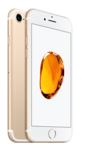 iphone7 ゴールド