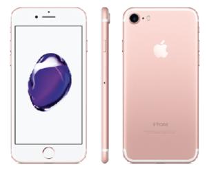 iphone7 女性おすすめカラー ローズゴールド
