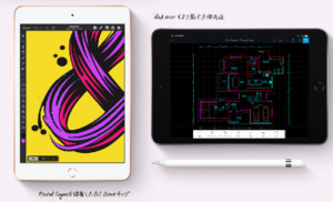 iPad mini iPadmini4 エンジン比較