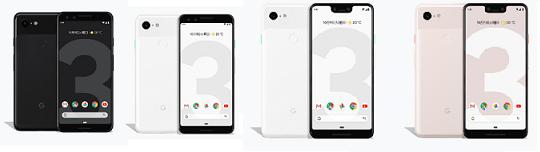 GooglePixel 3・3XL