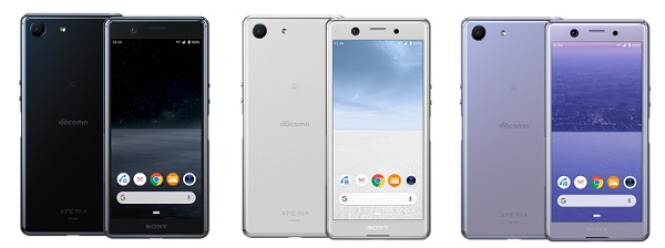 Xperia Ace SO-02L