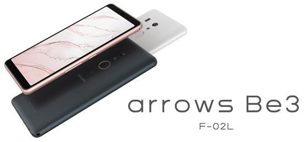 arrows Be3 F-02L