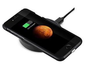 iPhone7 ワイヤレス充電