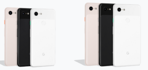 Googleストア Pixel 3 3XL