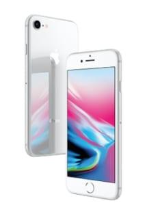 iphone8 シルバー