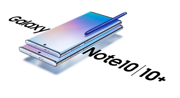 Galaxy Note10 10+ 公式画像