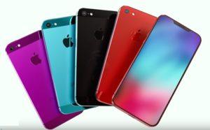 iPhone SE2 カラーバリエーション