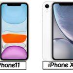 新旧iPhoneの比較記事執筆