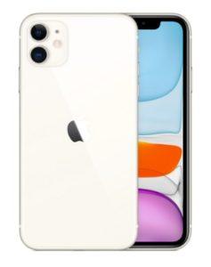 iPhone11 ホワイト