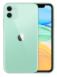 iPhone11 グリーン