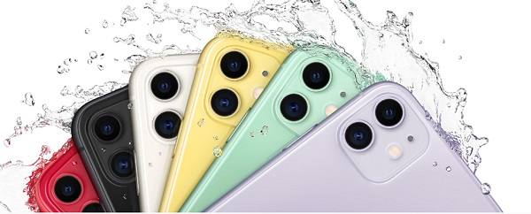 iPhone11 防水機能