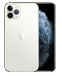 iPhone 11 Pro シルバー