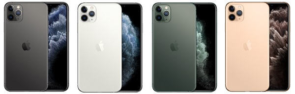 iphone11Pro Pro Max 色