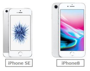 iPhoneSE iPhone8