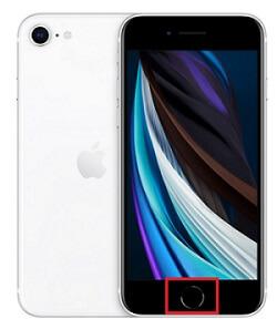 iPhone SE2 ホームボタン