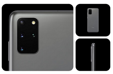 Galaxy S20+ カメラ