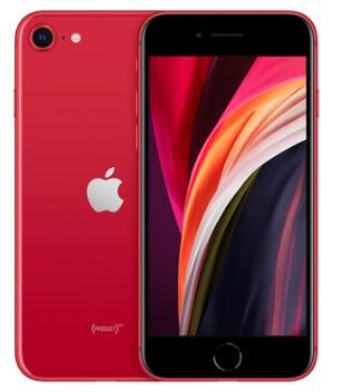 iPhone SE プロダクトレッド