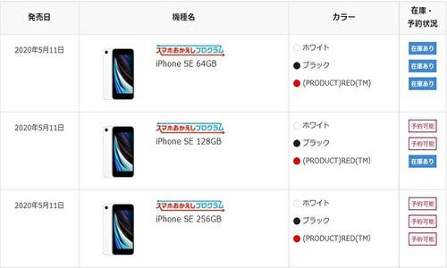 ドコモオンラインショップ iPhone 入荷待ち 在庫状況