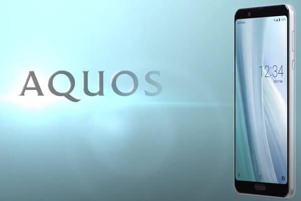 AQUOS sense4 イメージ画像