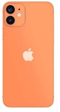 iPhone12 オレンジ