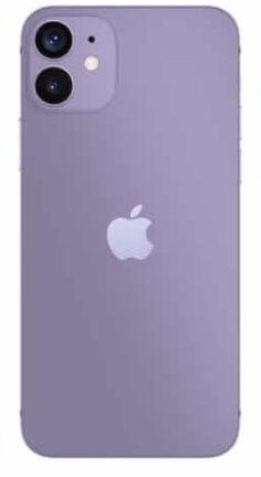 iPhone12 パープル