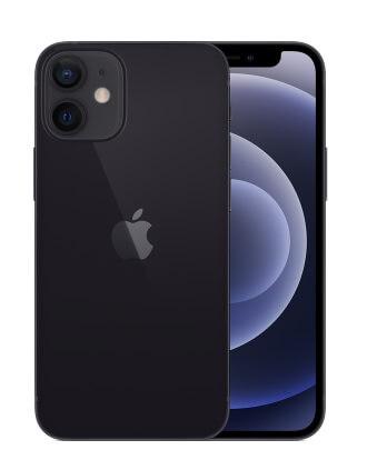 iPhone12 iPhone12mini ブラック