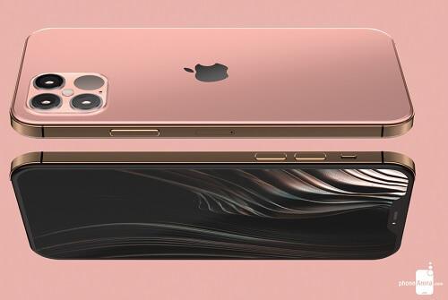 iPhone12 ピンク ローズゴールド