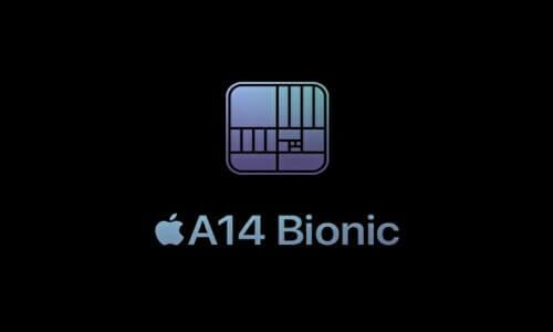 iPhone12 mini A14プロセッサ