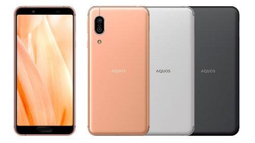 AQUOS sense3 色 カラー