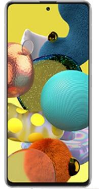 Galaxy A51 5G デザイン