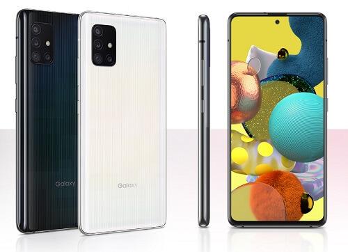 Galaxy A51 5G ドコモ・au発売日・予約開始日いつ?価格・サイズ・カラー・スペック最新情報まとめ