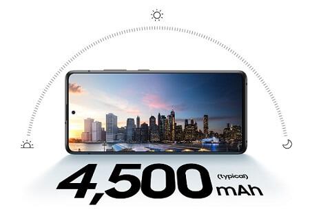 Galaxy A51バッテリー