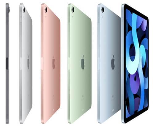 iPad Air(第4世代)予約・在庫・入荷状況