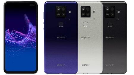 楽天モバイルのAQUOS sense4販売価格