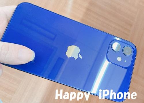 iPhone12 ブルー レビュー
