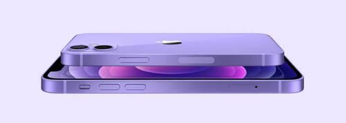 iPhone 12 12mini 新色 パープル 紫