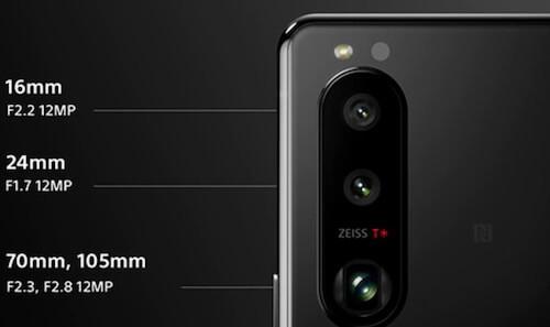 Xperia5Ⅲカメラ