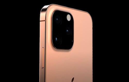 iPhone13ブロンズ