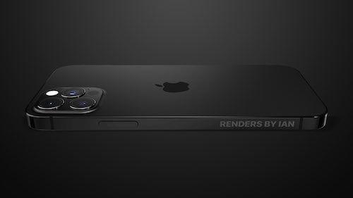 iPhone13マットブラック